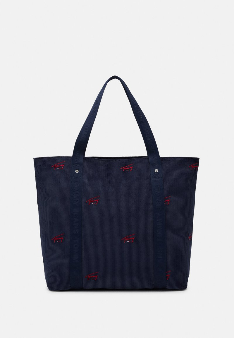 Tommy Jeans - TOTE - Tote bag - blue
