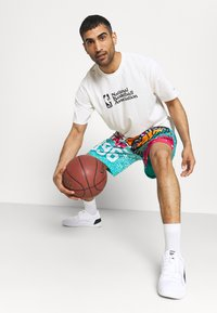 Mitchell & Ness - NBA ALL STAR SHORT - Sports shorts - green/grizzlies teal - 1