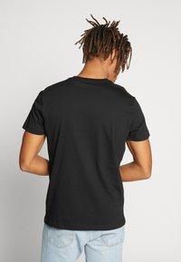 Diesel - DIEGO - T-shirt con stampa - black - 2