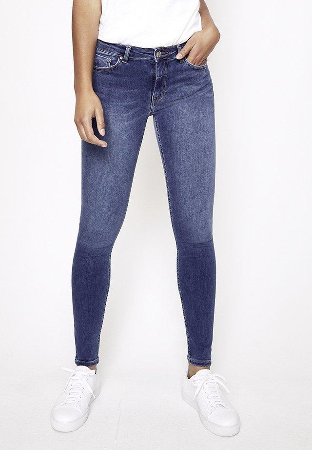 ZOE - Jeans Skinny Fit - mittelblau