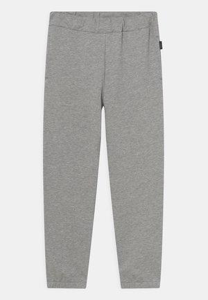 NKFSWEAT - Teplákové kalhoty - grey melange