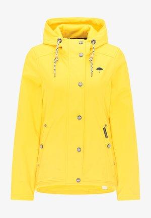 Regenjas - gelb