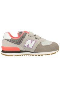 New Balance - Sneakersy niskie - grey - 6