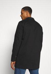 Jack & Jones PREMIUM - JJCAPE - Short coat - black - 2