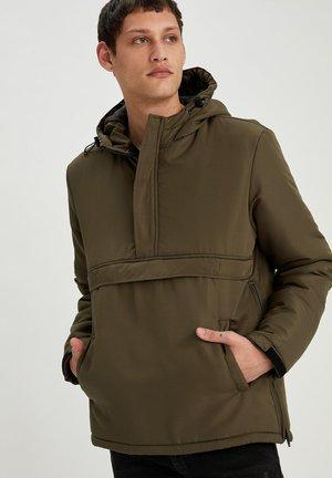 REGULAR FIT - Winter jacket - khaki