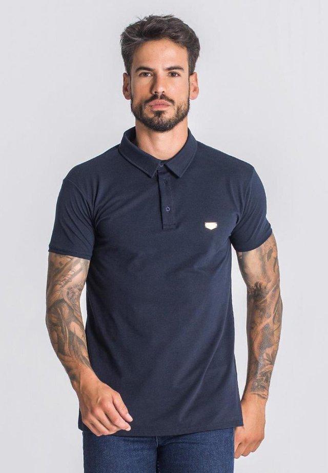 Poloshirt - navy blue