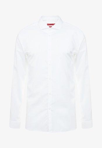 ERRIKO EXTRA SLIM FIT - Camisa elegante - open white