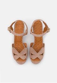 Chie Mihara - EDANA - Sandalen met hoge hak - peach/ada powder - 4