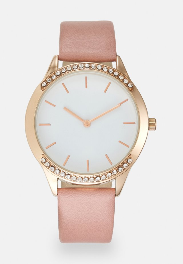 Hodinky - pink/rose gold-coloured