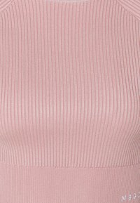 Missguided Petite - LONG SLEEVE - Long sleeved top - pink - 2