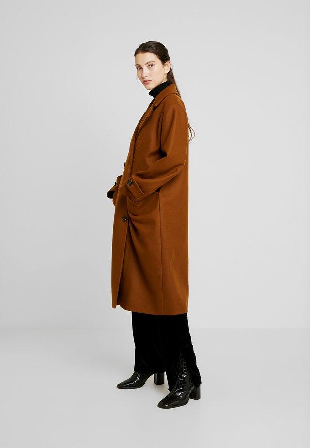 GRAND - Płaszcz wełniany /Płaszcz klasyczny - beige