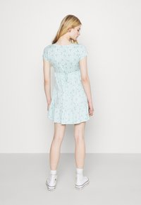 Hollister Co. - SHORT DRESS - Vestido ligero - mint - 2