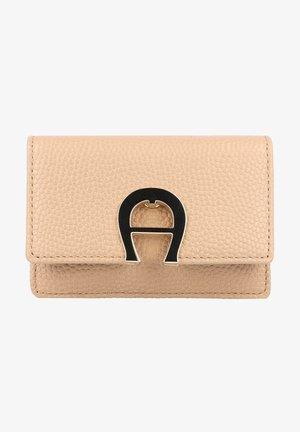 Wallet - cashmere beige