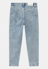 Lindex - MADISON ACID - Relaxed fit jeans - light-blue denim - 1