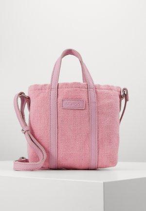 SMALL - Handbag - pink