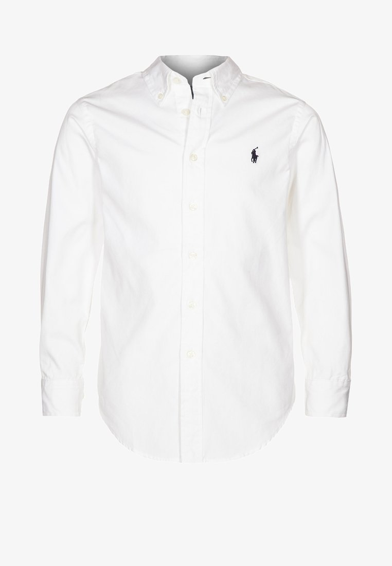 Polo Ralph Lauren - CUSTOM FIT - Skjorta - white