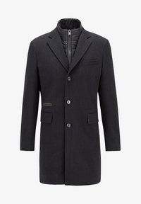 BOSS - NIDO - Classic coat - dark grey - 6