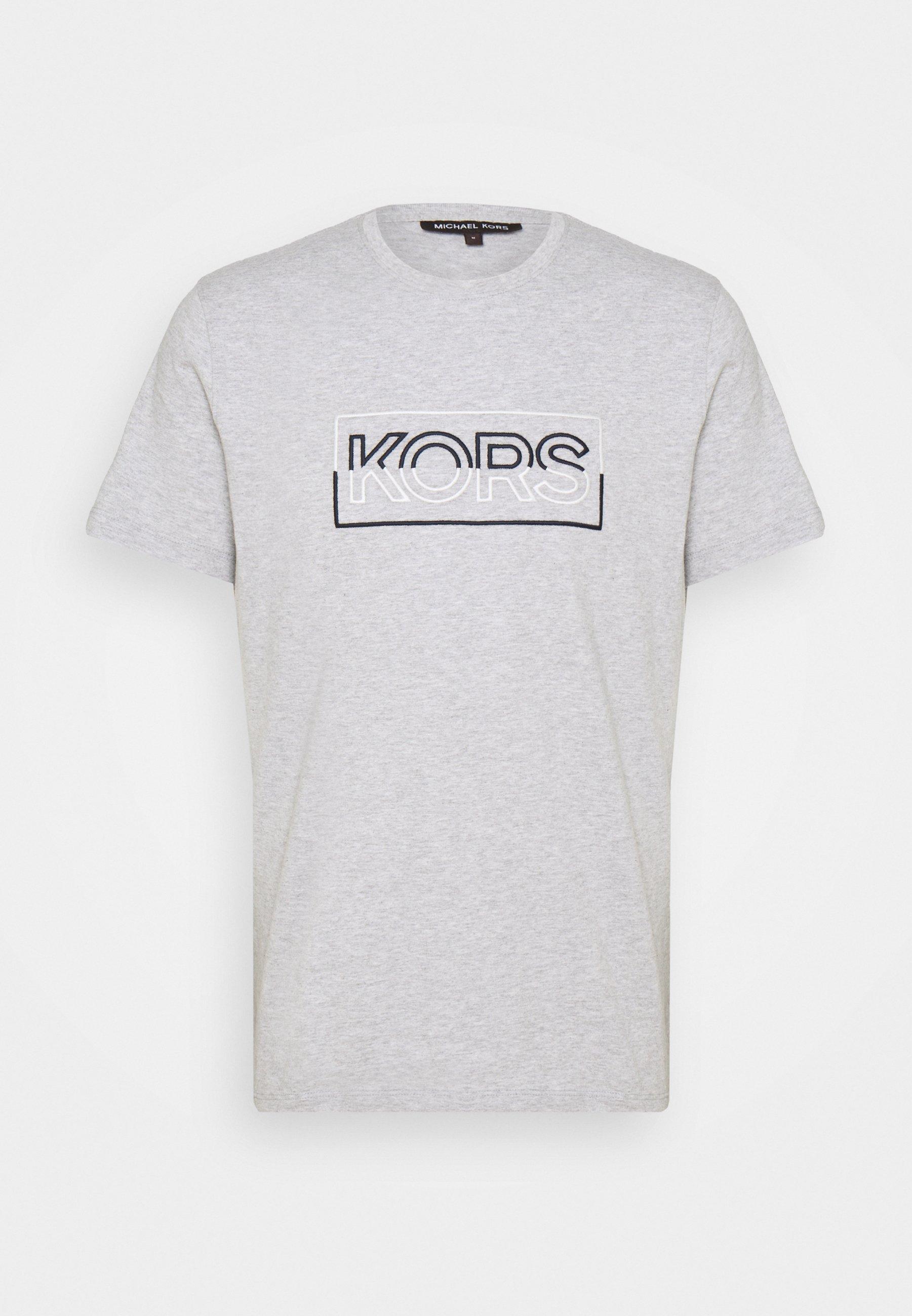 Men BOX TEE - Print T-shirt