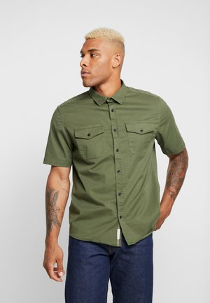 UTILITY MILITARY - Shirt - green