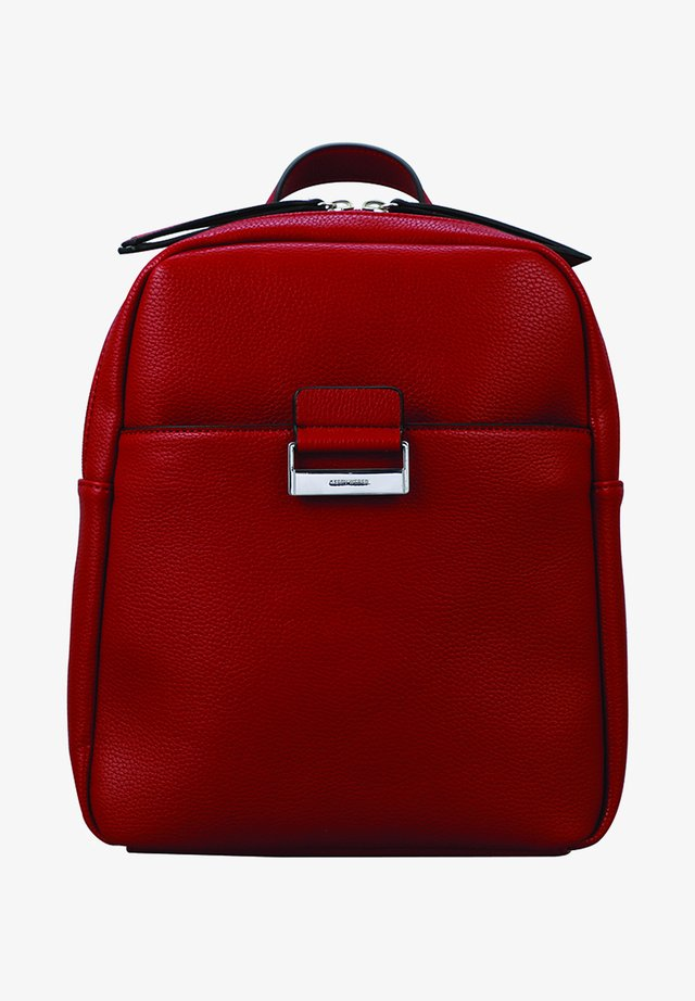 TALK DIFFERENT MVZ - Rucksack - red