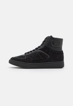HARLOW  - Sneakers hoog - black