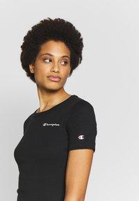 Champion - DRESS - Sportovní šaty - black - 3