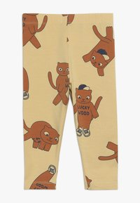 TINYCOTTONS - CATS PANT - Leggings - sand/brown - 1