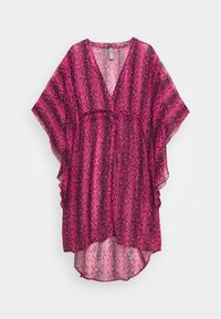 BASSA KAFTAN - Beach accessory - pink