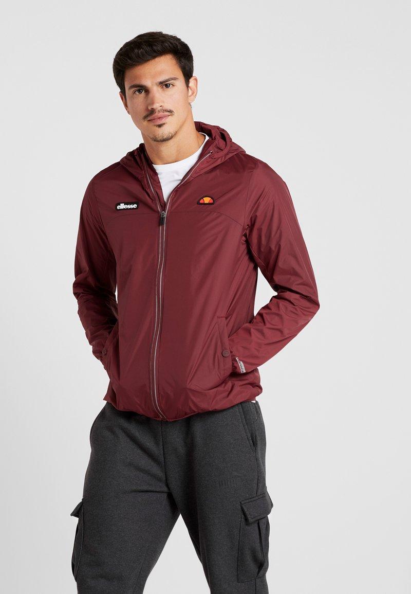 Ellesse - SORTONI - Sportovní bunda - burgundy