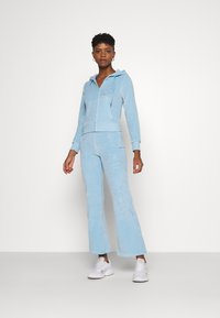 NEW girl ORDER - JOGGERS - Tracksuit bottoms - blue - 1