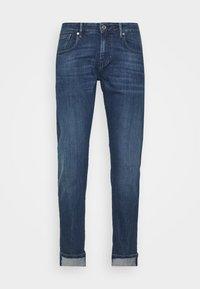 TYE DAILY ICON - Straight leg jeans - blue denim