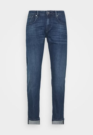 TYE DAILY ICON - Straight leg jeans - blue denim