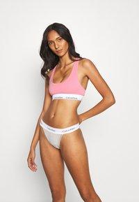 Calvin Klein Underwear - MODERN UNLINED BRALETTE - Top - rosey dream - 1