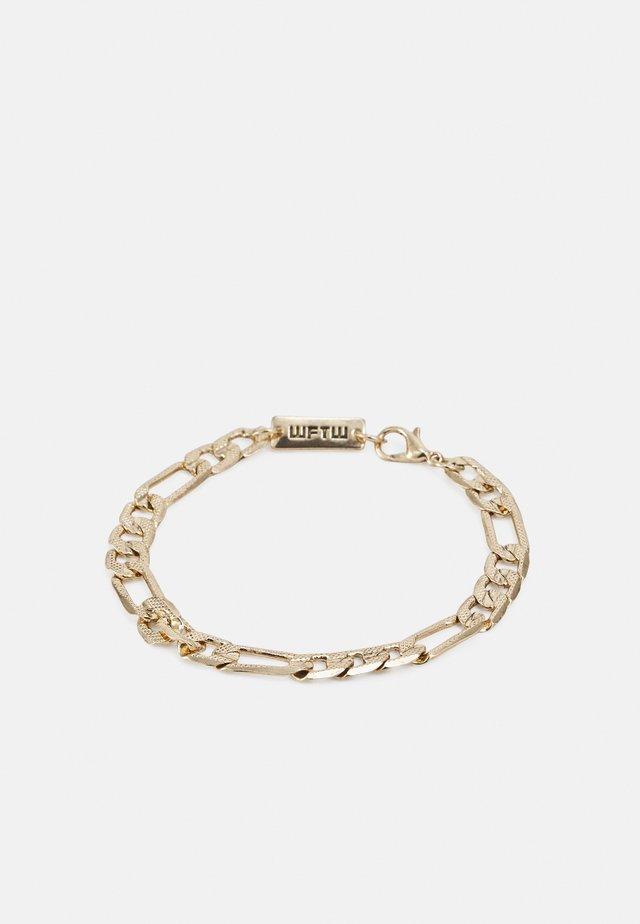 FREERIDER CHAIN BRACELET - Bracciale - gold-coloured