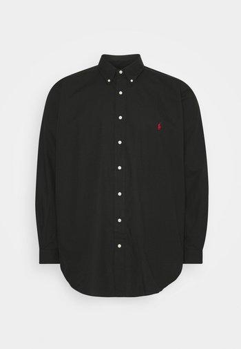 NATURAL - Shirt - black