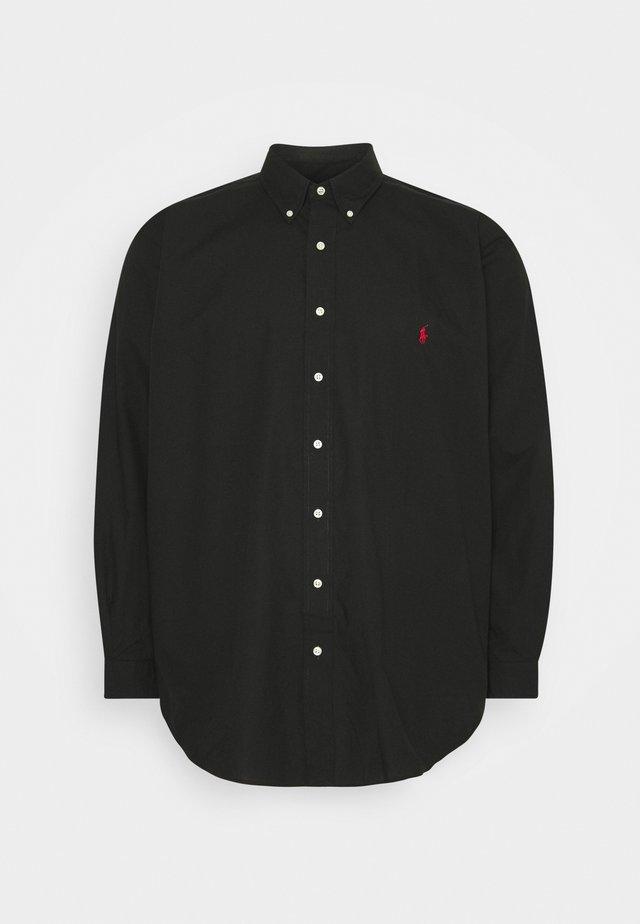 NATURAL - Overhemd - black
