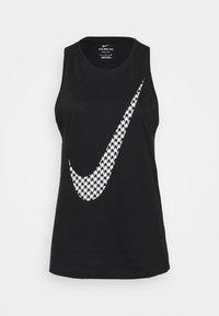 Nike Performance - TANK ICON CLASH - Top - black/white - 3