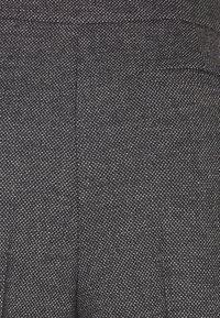 Opus - MISHA - Stoffhose - slate grey melange - 2
