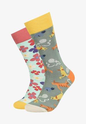 2 PACK - Ponožky - multicolor