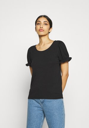VIANIKA - Print T-shirt - black