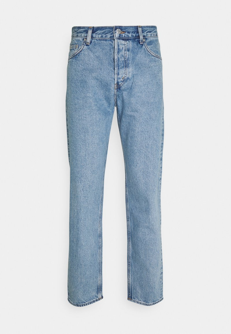 Weekday - BARREL TAPERED - Džíny Relaxed Fit - harper blue