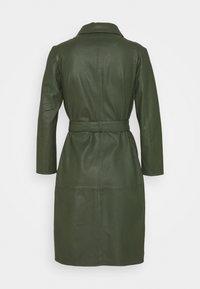 Ibana - ROSE - Košilové šaty - dark green - 1