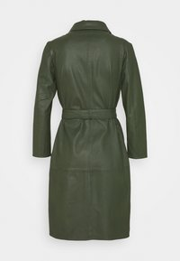 Ibana - ROSE - Shirt dress - dark green - 1