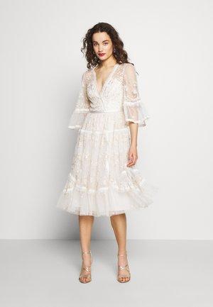 PENNYFLOWER DRESS - Vestito elegante - white