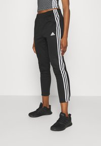 adidas Performance - SNAP PANT - Pantalon de survêtement - black - 0