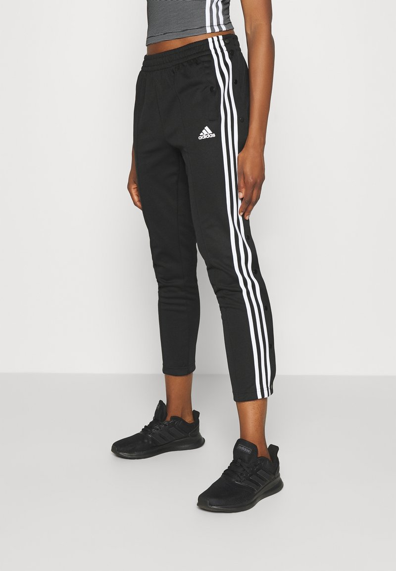 adidas Performance - SNAP PANT - Joggebukse - black