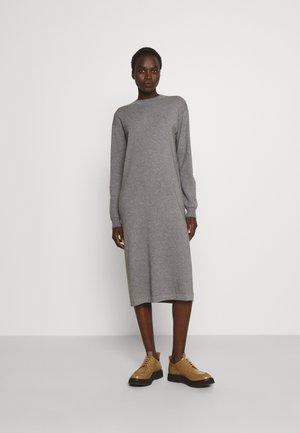BONBON - Jumper dress - light grey