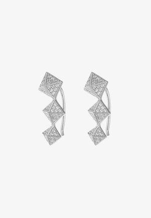 PREMIUM - Earrings - silver