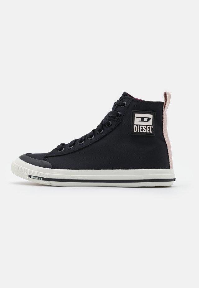 ASTICO S-ASTICO MID CUT WSNEAKERS - Sneakers alte - black
