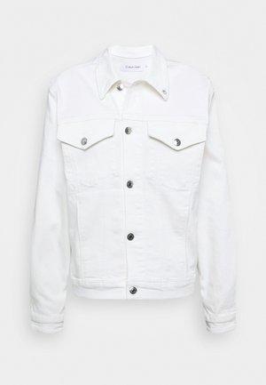 CLASSIC JACKET - Jeansjakke - white denim